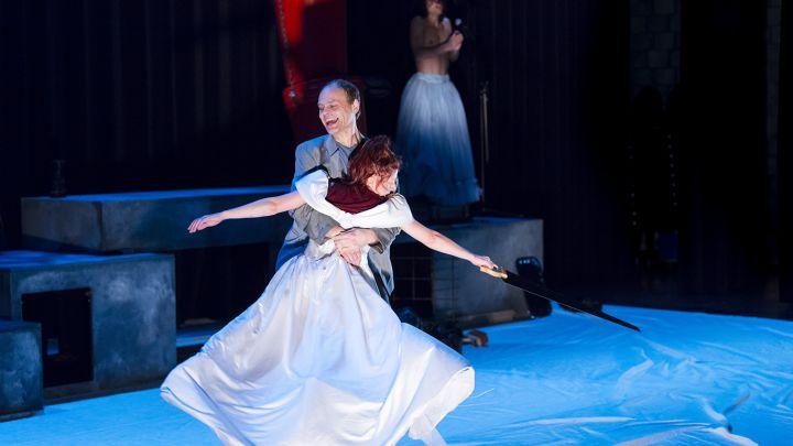 Roest door De Dansers / plan d- — De Krakeling, theater voor de jeugd te Amsterdam