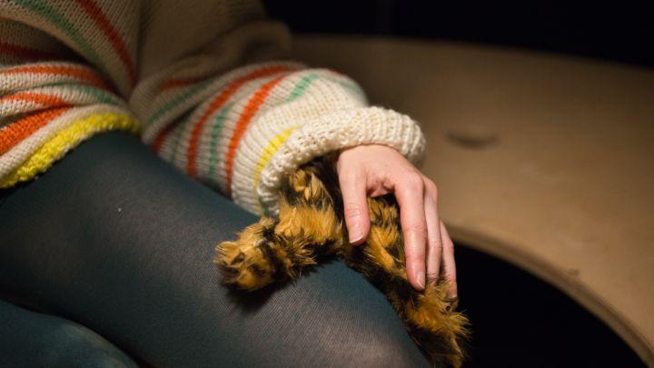 AF TIJGERTJE AF door Audrey Dero & Oriane Varak — De Krakeling, theater voor de jeugd te Amsterdam