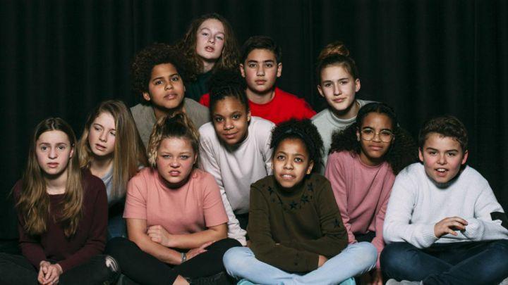 Double Bill: LOUD / Welkom in de B door Jeugdtheaterschool Zuidoost  — De Krakeling, theater voor de jeugd te Amsterdam