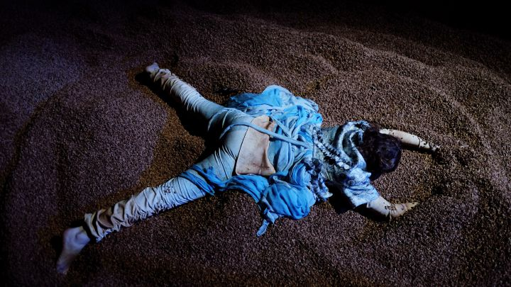 Loo door Ponten Pie — De Krakeling, theater voor de jeugd te Amsterdam