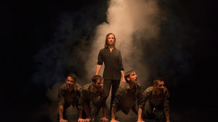 9 door Kopergietery & Cas Public — De Krakeling, theater voor de jeugd te Amsterdam