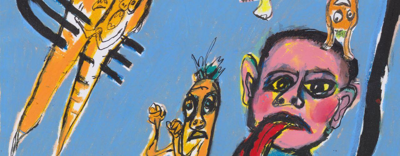 Eet je bord leeg door De Toneelmakerij  — De Krakeling, theater voor de jeugd te Amsterdam