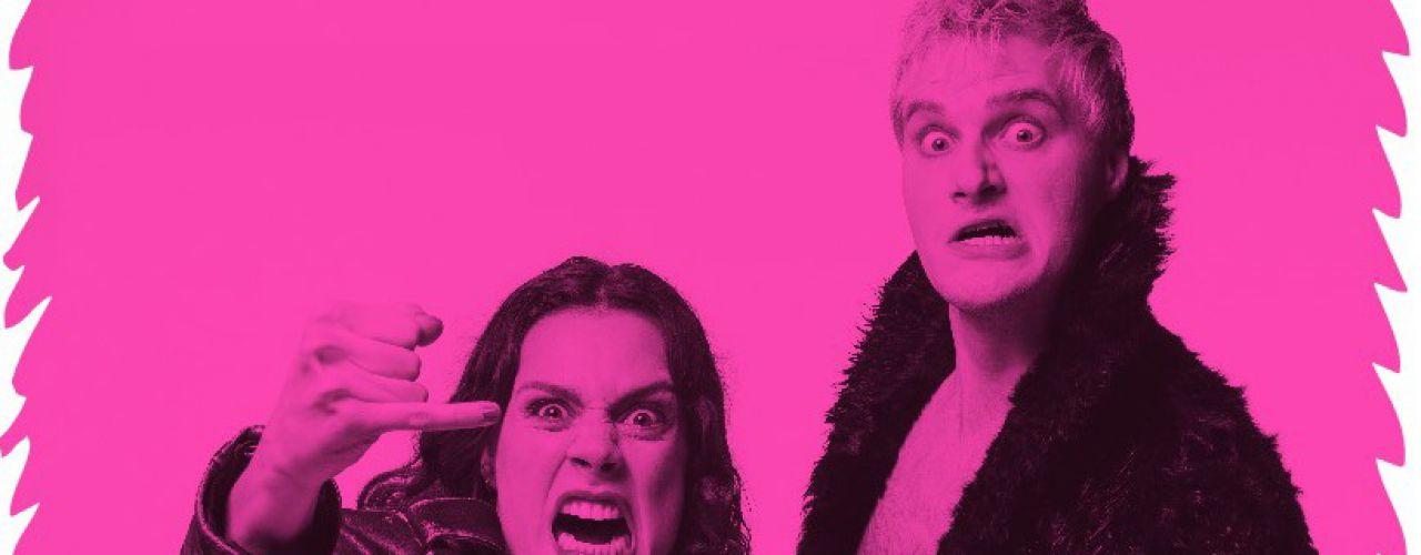 Revolution Starts Now door BonteHond — De Krakeling, theater voor de jeugd te Amsterdam
