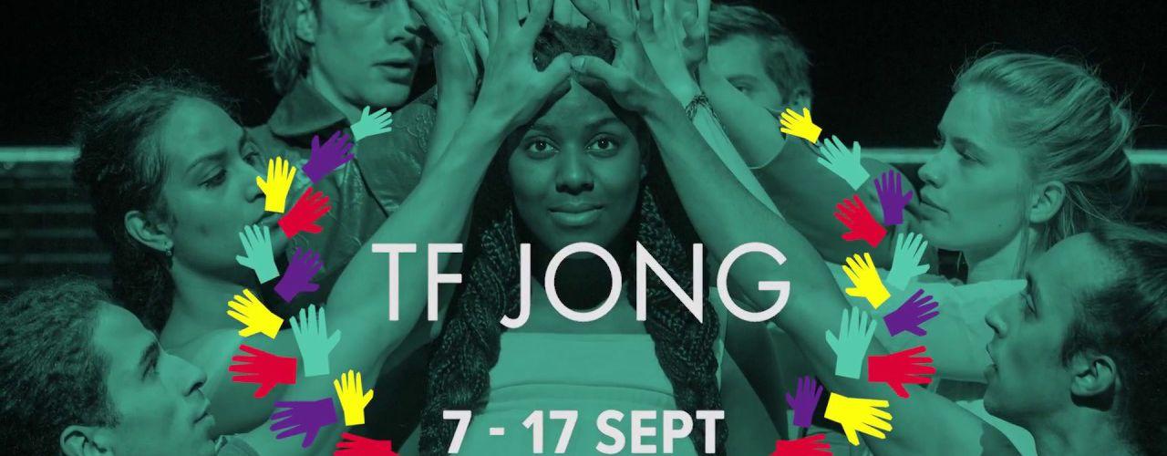 Jeugdtheaterdag voor professionals door De Krakeling — De Krakeling, theater voor de jeugd te Amsterdam