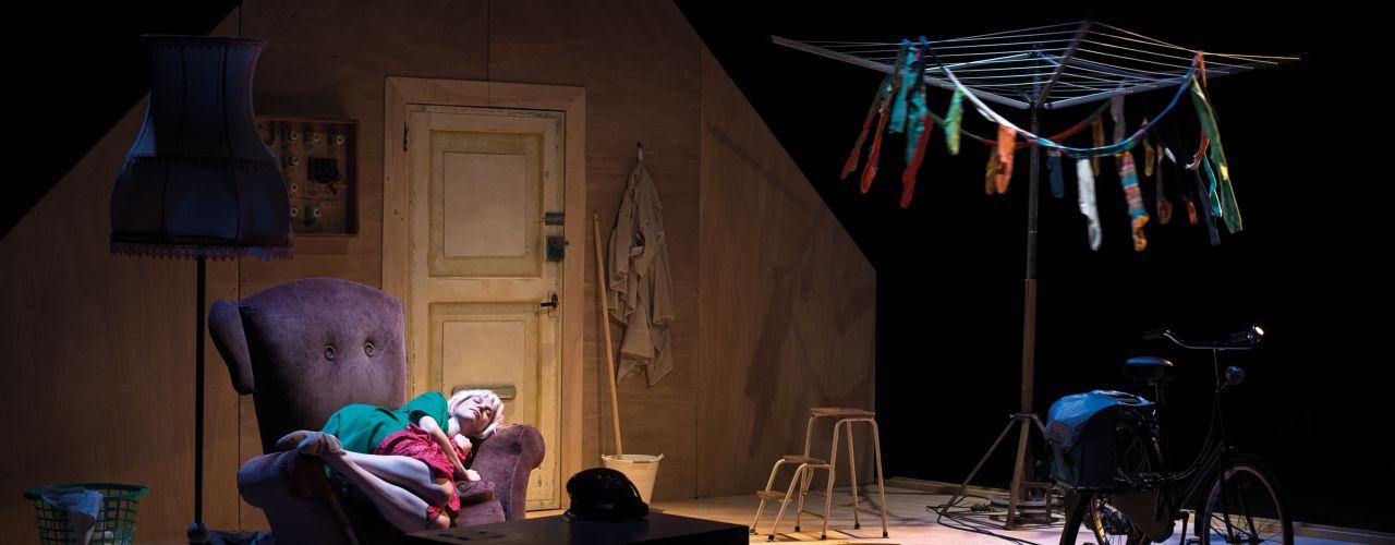 Botje door Kwatta — De Krakeling, theater voor de jeugd te Amsterdam
