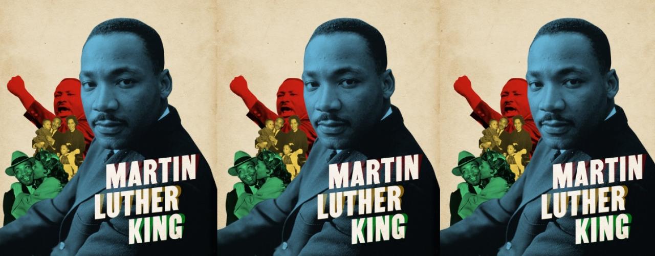 Martin Luther King door Urban Myth / De Krakeling / STIP theaterproducties — De Krakeling, theater voor de jeugd te Amsterdam