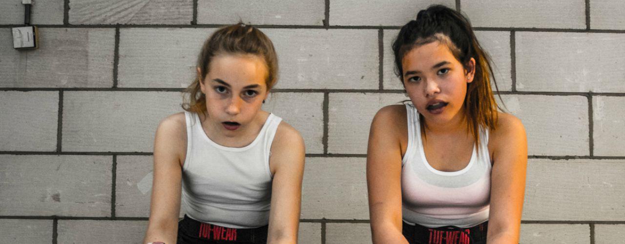 Filosloof door Gusta Geleijnse Producties — De Krakeling, theater voor de jeugd te Amsterdam