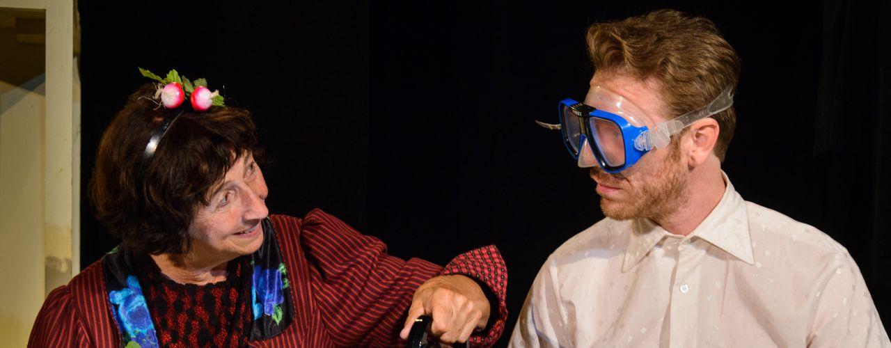 BiZAR door DE KOLONIE MT (BE) — De Krakeling, theater voor de jeugd te Amsterdam