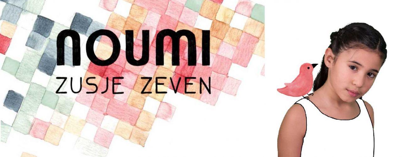 Noumi, zusje zeven door ROSE stories — De Krakeling, theater voor de jeugd te Amsterdam