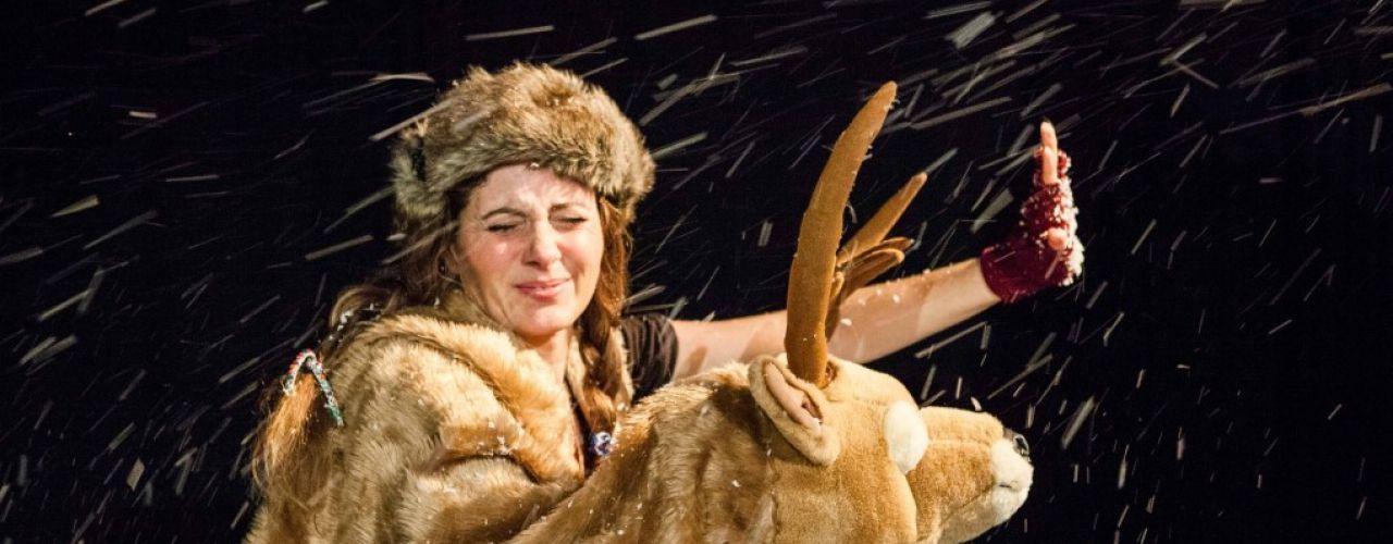 Een Wintersprookje door Het Kleine Theater — De Krakeling, theater voor de jeugd te Amsterdam