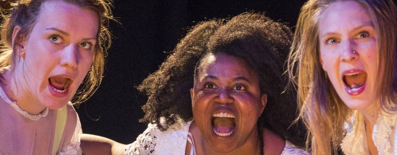 Imagine the Silence door De Jonge Republiek — De Krakeling, theater voor de jeugd te Amsterdam