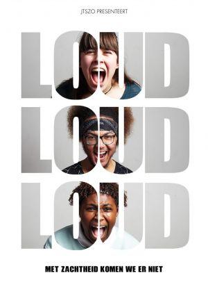 Double Bill: LOUD / Welkom in de B door Jeugdtheaterschool Zuidoost