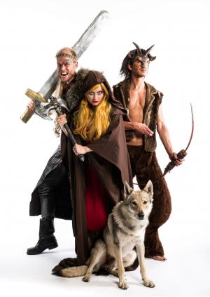Legends door BonteHond / Beumer&Drost