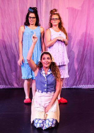 Assepoester door Het Kleine Theater