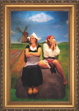 Zigeunermeisje door Het Kleine Theater