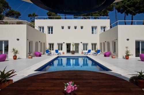 Sensational luxury estate close to Ibiza town