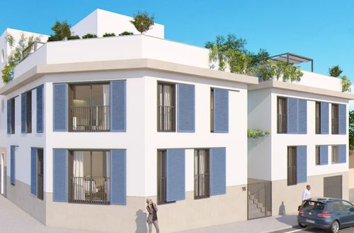 New property in one of Palmas trendiest area