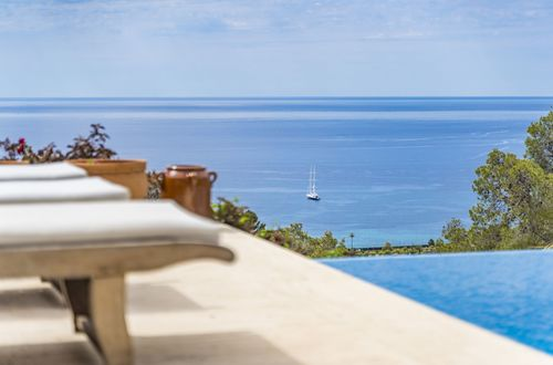 Large sea view villa with lots of potential