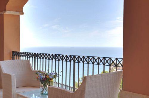 Fantastisk lägenhet med underbar panorama havsutsikt