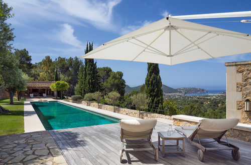 A dream jewel: Majorcan mansion with lots of privacy in Andratx