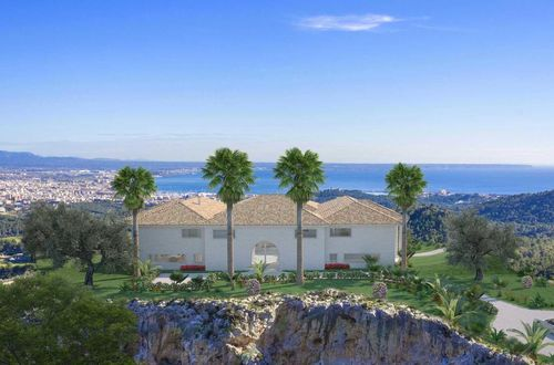 Fantastic plot with amazing sea views including license