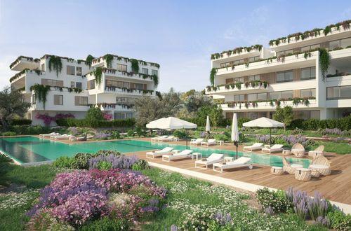 GREEN ELEMENTS – Lyxvåning i nyproduktion i Santa Ponsa