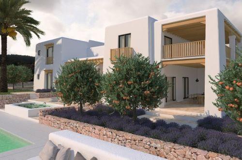 Fantastikt byggprojekt för uppförandet av modern villa