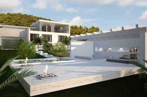 Renovation project of a spectacular luxury villa in San Jose