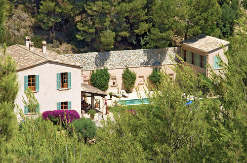 Stunning Mediterranean villa with sea view and guest apartment in Puerto Andratx Majorca