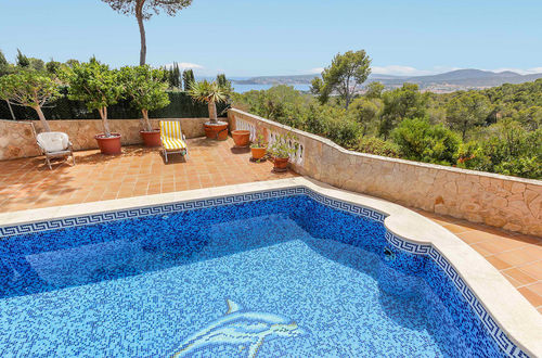 Villa with beautiful sea view in sought after location