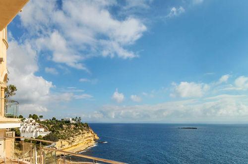 Fabulous frontline property in Sol de Mallorca