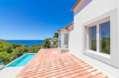 Fantastic luxury villa with breathtaking sea views in Cala Marmacen