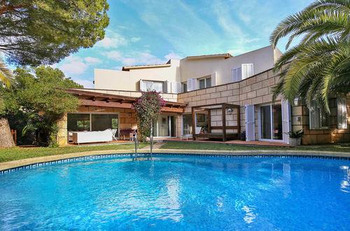 Rymlig villa i lugnt område av Costa d'en Blanes