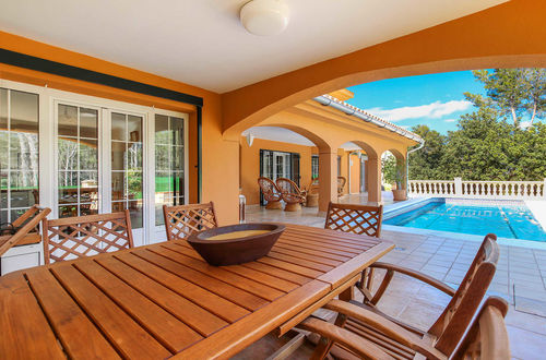 Idyllic villa with swimming pool in San Agustin