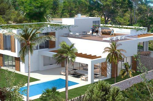 First class villa project