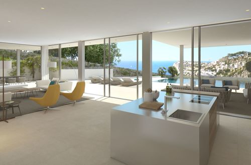 Exclusive villa project close to Port Andratx