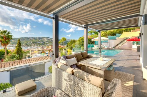 Top location - within walking distance to the marina of Port Andratx