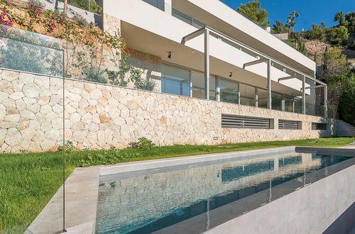 Fantastische neue Villa mit Panorama Ausblick