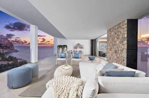 Cala Llamp - exclusive Villa projekt in prime location
