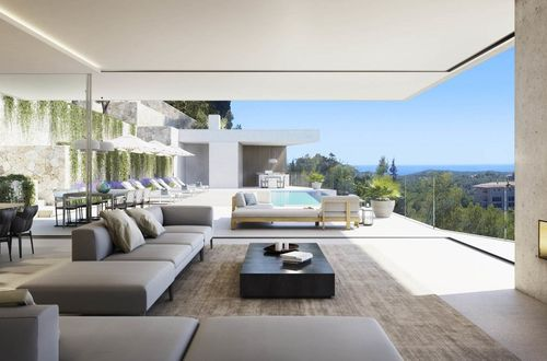 Marvellous villa project with stunning views and luxury features