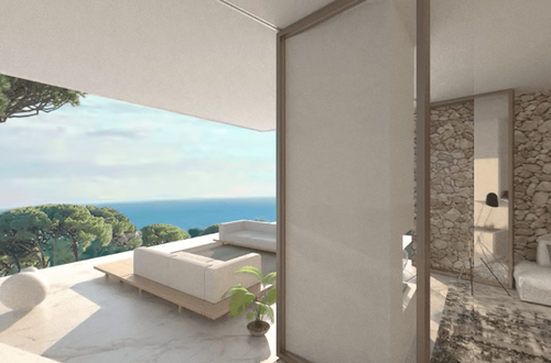 An amazing living experience: Villa project with panoramic sea views
