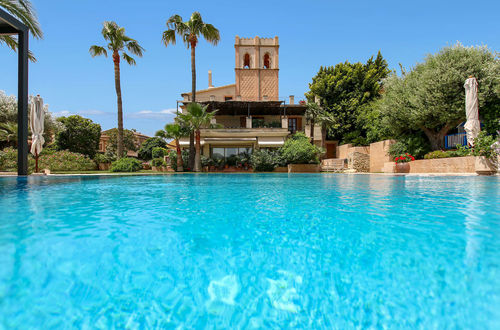 Historic villa in the center of an idyllic mallorcan town