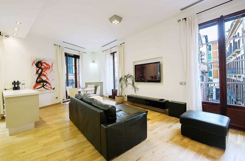 Modern renovated old town apartment in the city center of Palma de Mallorca