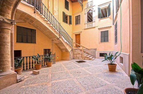 Altstadtpalast-Apartment inmitten der wunderschönen Stadt Palma