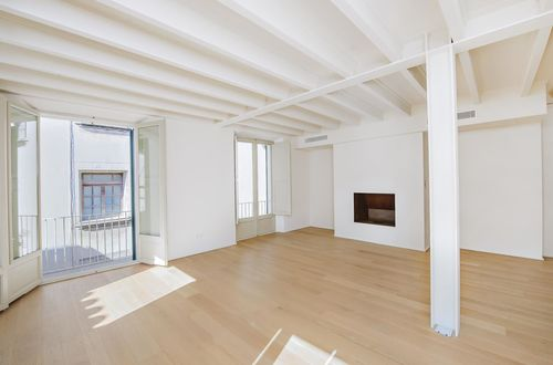 High-end apartment with own parking space in the heart of Palma de Mallorca