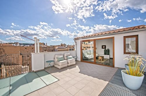 Recently renovated penthouse in Palma de Mallorca