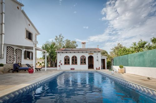 Villa in a quite location very close to Palma
