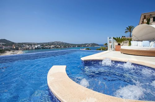 Spectacular Sea view villa with infinity pool