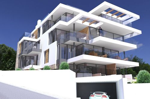 New development - luxury apartment with sea views in modern residence