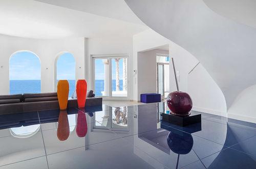 Modern front line villa in Port Adriano